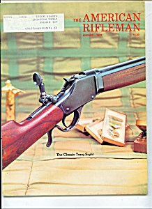 The American Rifleman - August 1975 (Image1)