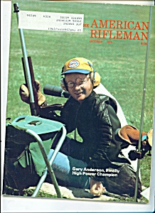 The American Rifleman -  October 1975 (Image1)