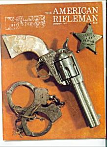 The American Rifleman - January 1977 (Image1)