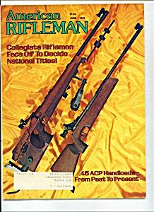 American Rifleman- June 1979 (Image1)
