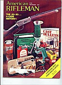 American Rifleman - September 1979 (Image1)