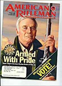 American Rifleman - March 1998 (Image1)
