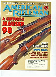American Rifleman - July 1998 (Image1)