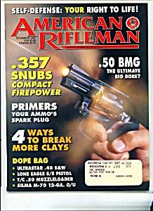 American Rifleman - November 1995 (Image1)