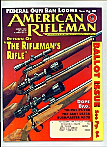 American Rifleman - March 1994 (Image1)