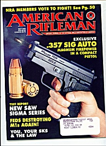 American Rifleman - May 1994 (Image1)