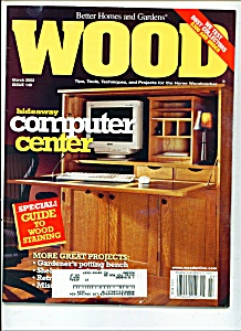 Wood Magazine - March 2003