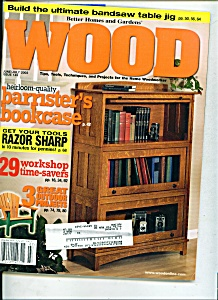 Wood magazine - June/July 2003 (Image1)