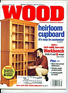 Wood Magazine - June/July 2005 (Image1)