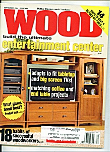 Wood magazine ,- September 2004 (Image1)