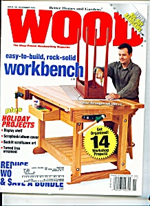 Wood magazine - November 2005 (Image1)