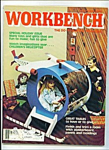 Work Bench  Magazine- October 1979 (Image1)