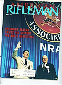 American Rifleman - July 1983 (Image1)