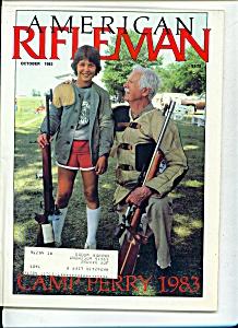 American Rifleman - October 1983 (Image1)