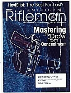 American Rifleman -  January 2003 (Image1)