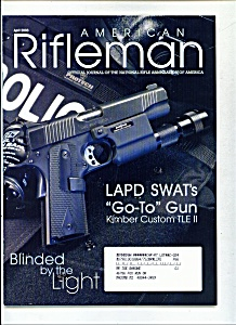 American Rifleman - April 2003 (Image1)
