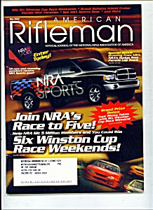 American Rifleman -  May 2002 (Image1)