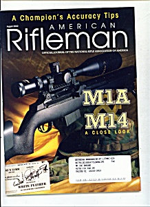 American Rifleman - August 2002 (Image1)