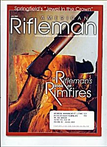 American Rifleman - July 2002