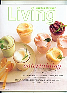 Martha Stewart LIVING  - July 2005 (Image1)