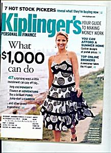 Kiplinger's magazine-  July 2006 (Image1)
