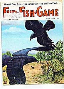 Fur - Fish- Game -  June 1969 (Image1)
