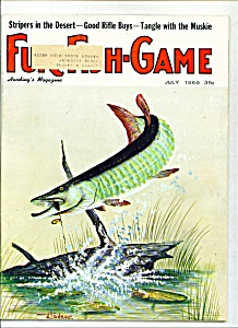Fur - Fish - Game  - July 1969 (Image1)