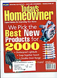 Today's Homeowner  -  February 2000 (Image1)