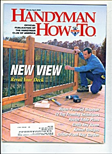 Handyman How to -  March/April 2000 (Image1)