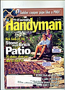 The Family Handyman- April 2000 (Image1)