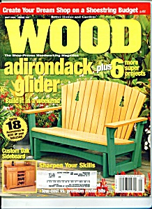 Wood magazines -  May 2004 (Image1)