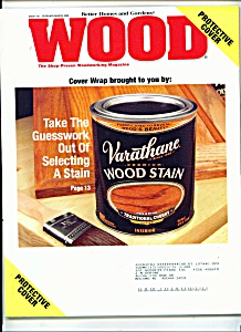 Wood magazine - February/March 2006 (Image1)