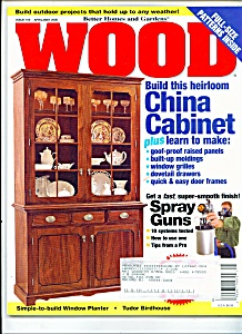 Wood Magazine -  April/May 2006 (Image1)