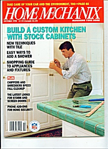 Home Mechanix - May 1988 (Image1)