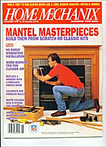 Home Mechanix -  November 1990 (Image1)