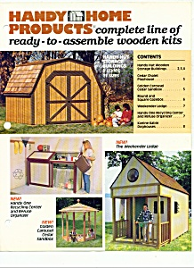Handy home products catalog - (Image1)