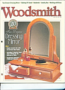 Woodsmith Magazine-  December 1999 (Image1)