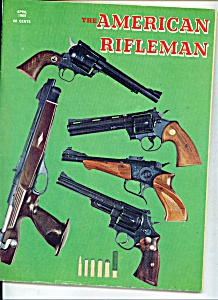 The American Rifleman - April 1969