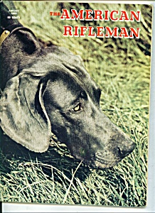 The American Rifleman - August 1969 (Image1)