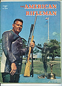 The American Rifleman - October 1969