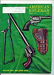 The American Rifleman -  January 1976 (Image1)