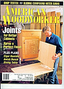 American Woodworker - August 1996 (Image1)