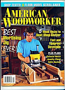 American Woodworker - October 1996 (Image1)
