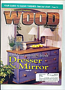 Wood magazine - Winter 1988 (Image1)