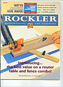 Rockler Woodworking & Hardware Catalog -