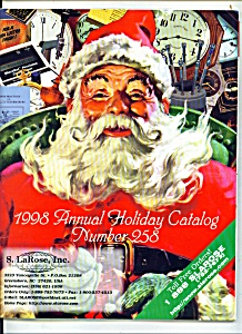 S. LaRose, Inc. Holiday Catalog -  1998 (Image1)