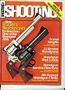 Shooting Magazine -  March 1977 (Image1)