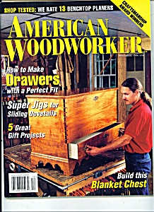 American Woodworker -  December 1996 (Image1)