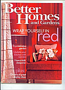 Better Homes and Gardens -  January 2006 (Image1)