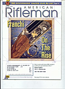American Rifleman - October 2006